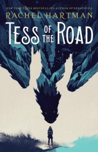 Book Cover: Tess of the Road