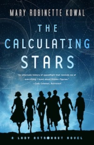 Book Cover: The Calculating Stars