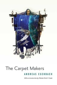 Image: The Carpet Makers Book Cover