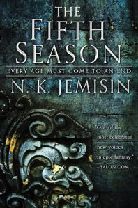 Image: The Fifth Season Book Cover