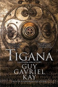 Image: Tigana Book Cover