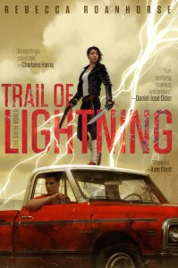 Book Cover: Trail of Lightning