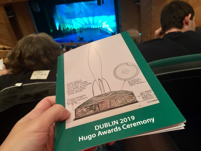 Worldcon 2019 Hugos Ceremony
