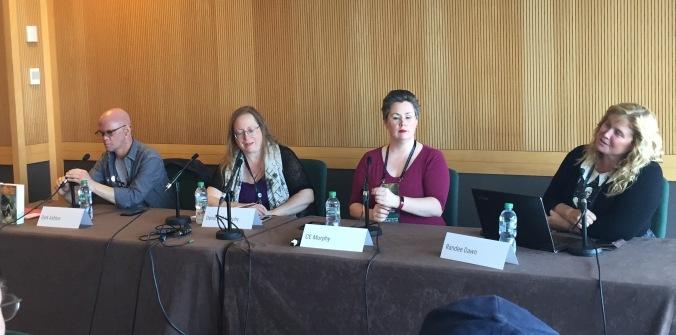 Worldcon Panel: Fantasies of Irish emigration