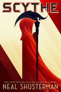 Book Cover: Scythe by Neal Shusterman