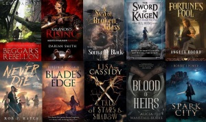 SPFBO5 Finalist Book Covers
